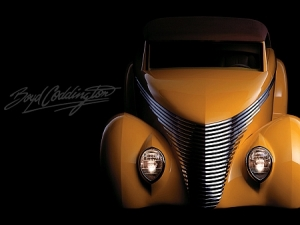 "Boyd Coddington's ""Smoothster"""