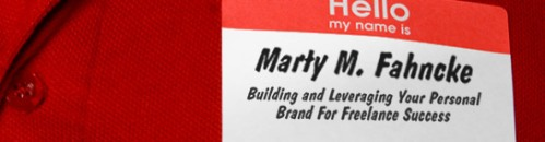 Personal Branding with Marty M. Fahncke