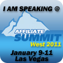 Affiliate Summit Speaker Badge