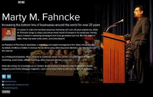 About.me for Marty Fahncke