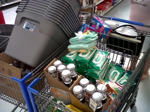 Shopping carts for Joplin
