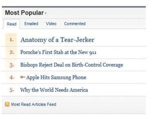 Anatomy of a Tear-Jerker ranked #1