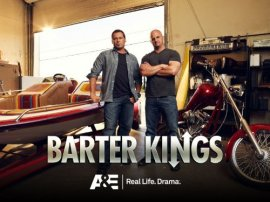 Barter Kings on A&E