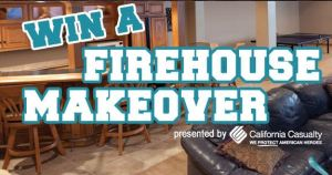 Firehouse Makeover